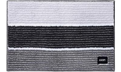 Badematte »Lines«, Joop!, Höhe 20 mm, rutschhemmend beschichtet, fußbodenheizungsgeeignet kaufen