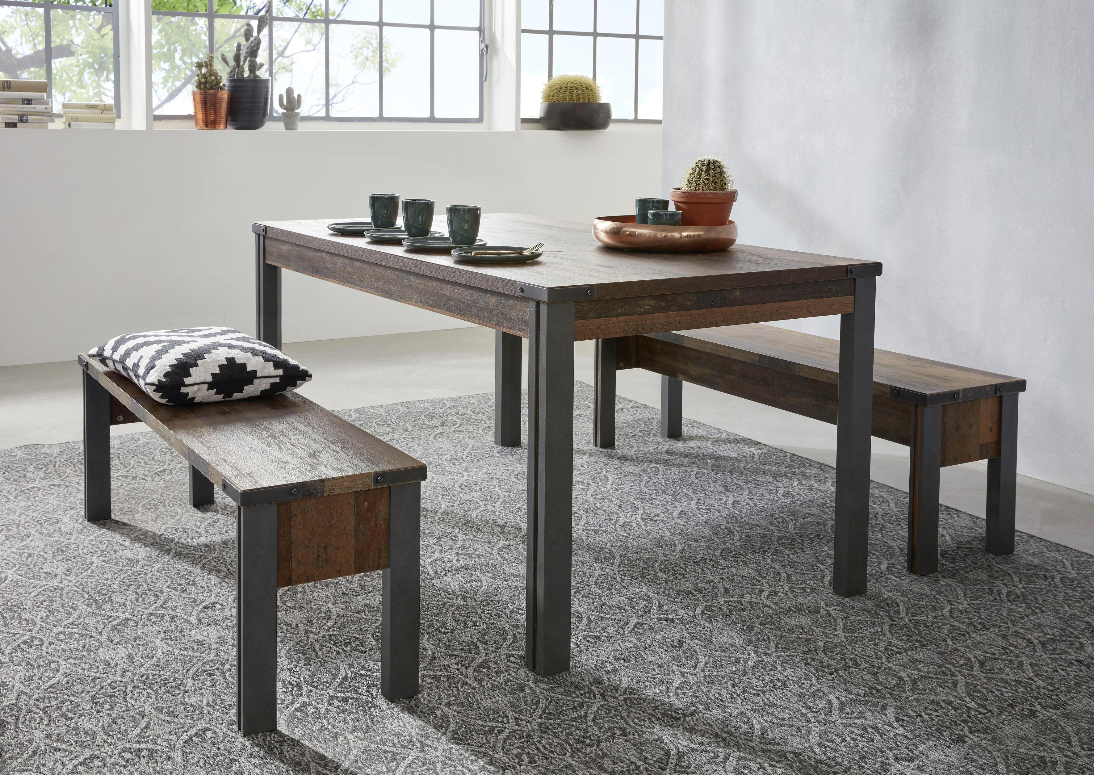 trendteam Esstisch Prime, Breite 160 cm braun Esstische rechteckig Tische