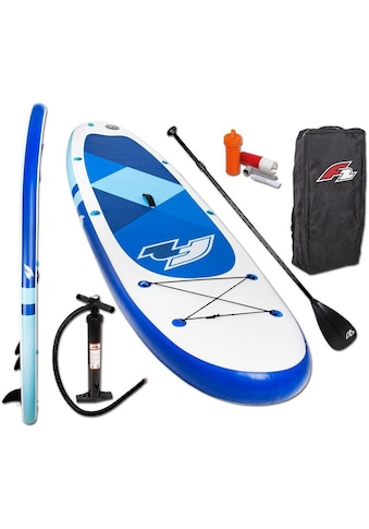F2 Inflatable SUP - Board »F2 Prime blue mit Alupaddel«, (Set, 4 - tlg.) kaufen