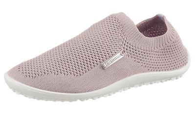 Leguano Slip-On Sneaker »Barfußschuhe SCIO«, mit speziell entwickelter Laufsohle kaufen