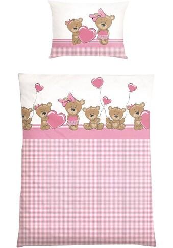 Babybettwäsche »Kuschelino«, kaufen