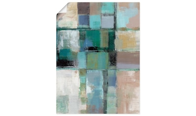 Artland Wandbild »Inselfarben II«, Muster, (1 St.), in vielen Größen & Produktarten... kaufen