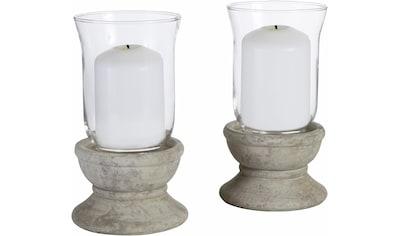 Home affaire Windlicht »Antik - Windlicht« (Set, 2 Stück) kaufen