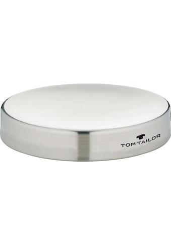 TOM TAILOR Seifenschale »CLASSIC STEEL« kaufen