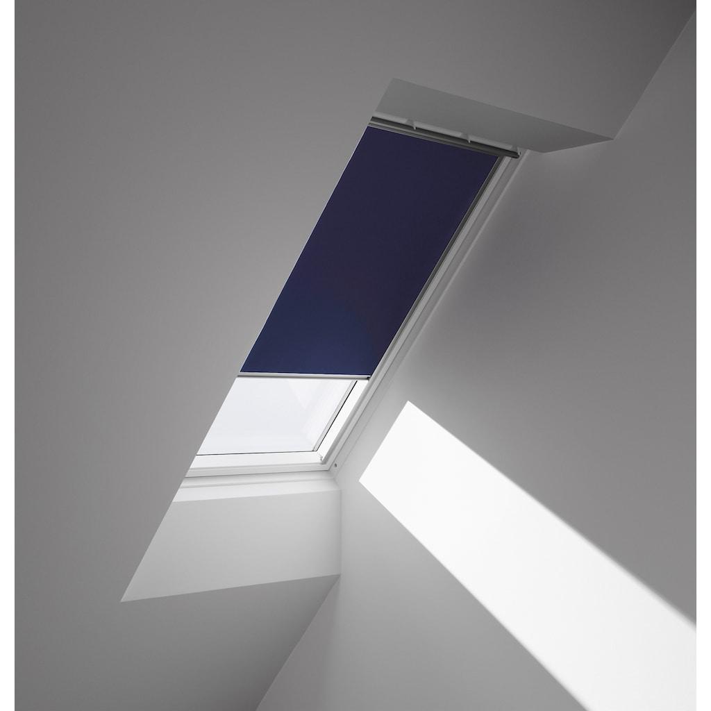 VELUX Dachfensterrollo »DKL«, abdunkelnd, in verschiedenen Größen, dunkelblau