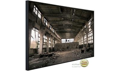 Papermoon Infrarotheizung »Verlassene Fabrik«, sehr angenehme Strahlungswärme kaufen