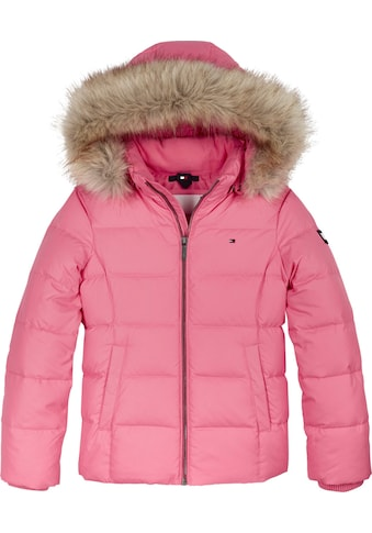 TOMMY HILFIGER Winterjacke »ESSENTIAL BASIC DOWN JACKET« kaufen