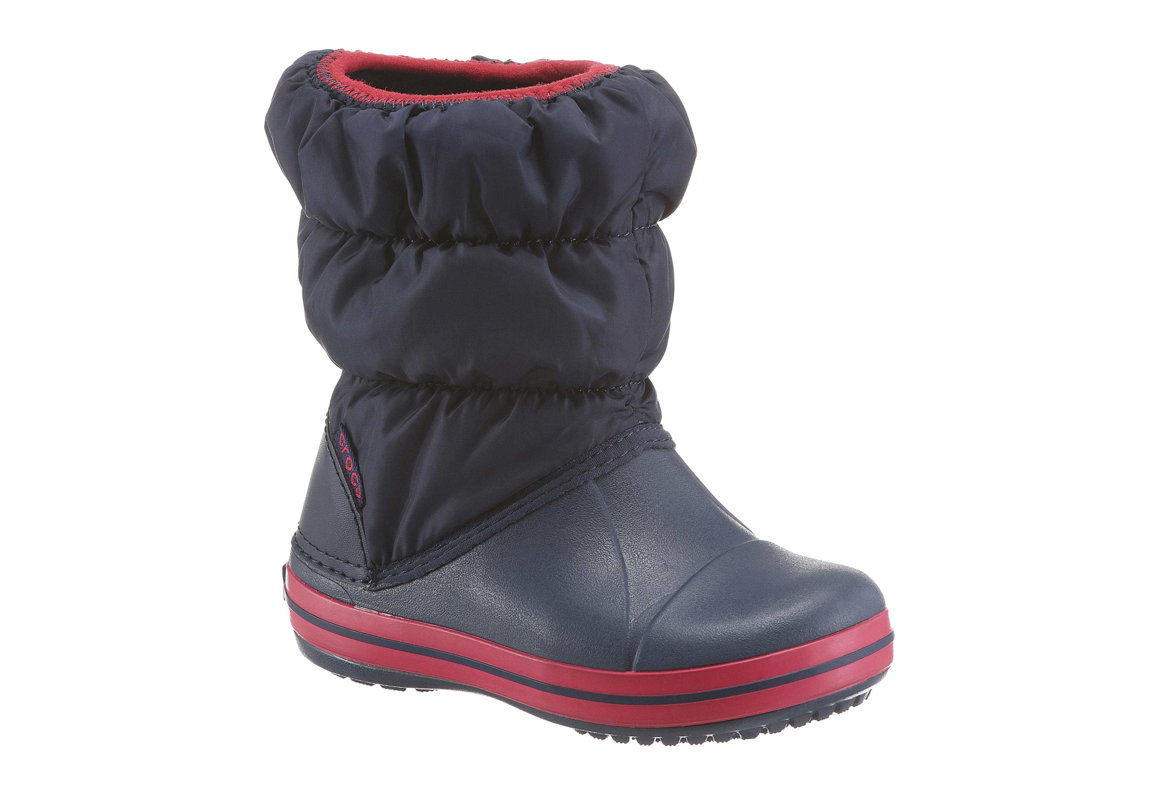 crocs -  Stiefel Winter Puff Boots Kids
