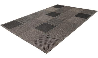 calo-deluxe Teppich »Perugia 1040«, rechteckig, 7 mm Höhe, In- und Outdoor geeignet,... kaufen