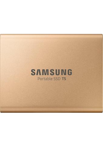 Samsung »Portable SSD T5« externe SSD kaufen