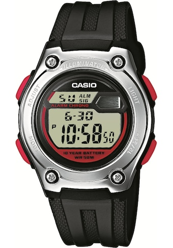 Casio Collection Chronograph »W-211-1BVES« kaufen