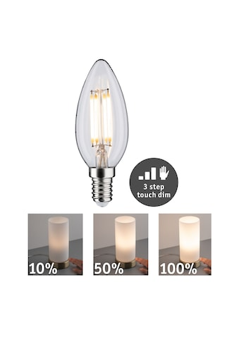 Paulmann LED-Leuchtmittel »LED Kerze 5W E14 2.700K touch dimmer«, 1 St., Warmweiß kaufen