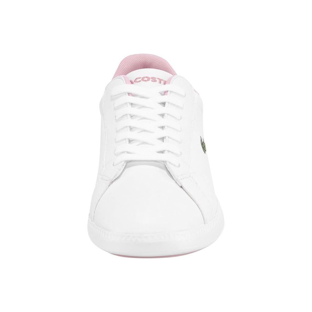 Lacoste Sneaker »GRADUATE 0721 1 SUJ«