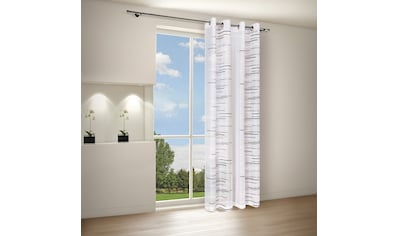 Happy Home Gardine »LORNA«, HxB: 245x140 kaufen