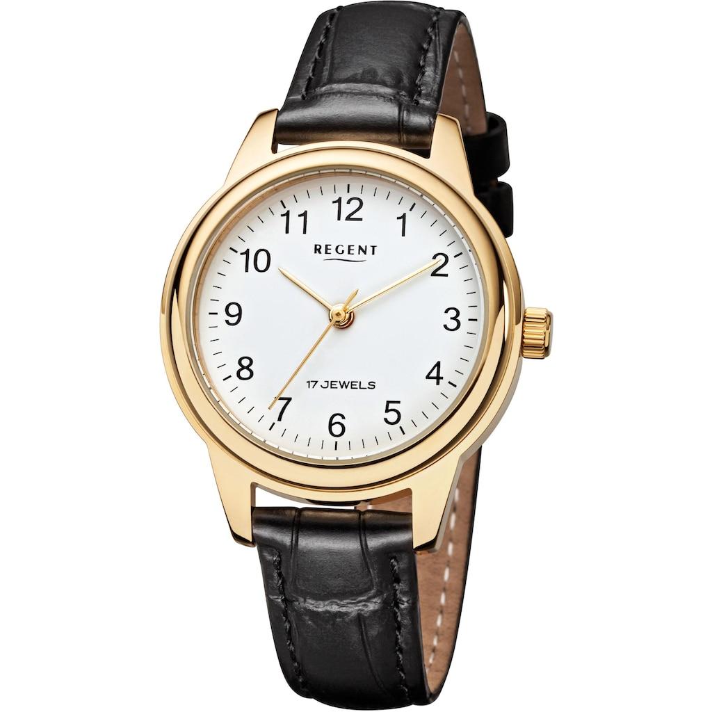 Regent Mechanische Uhr »3601, F959«