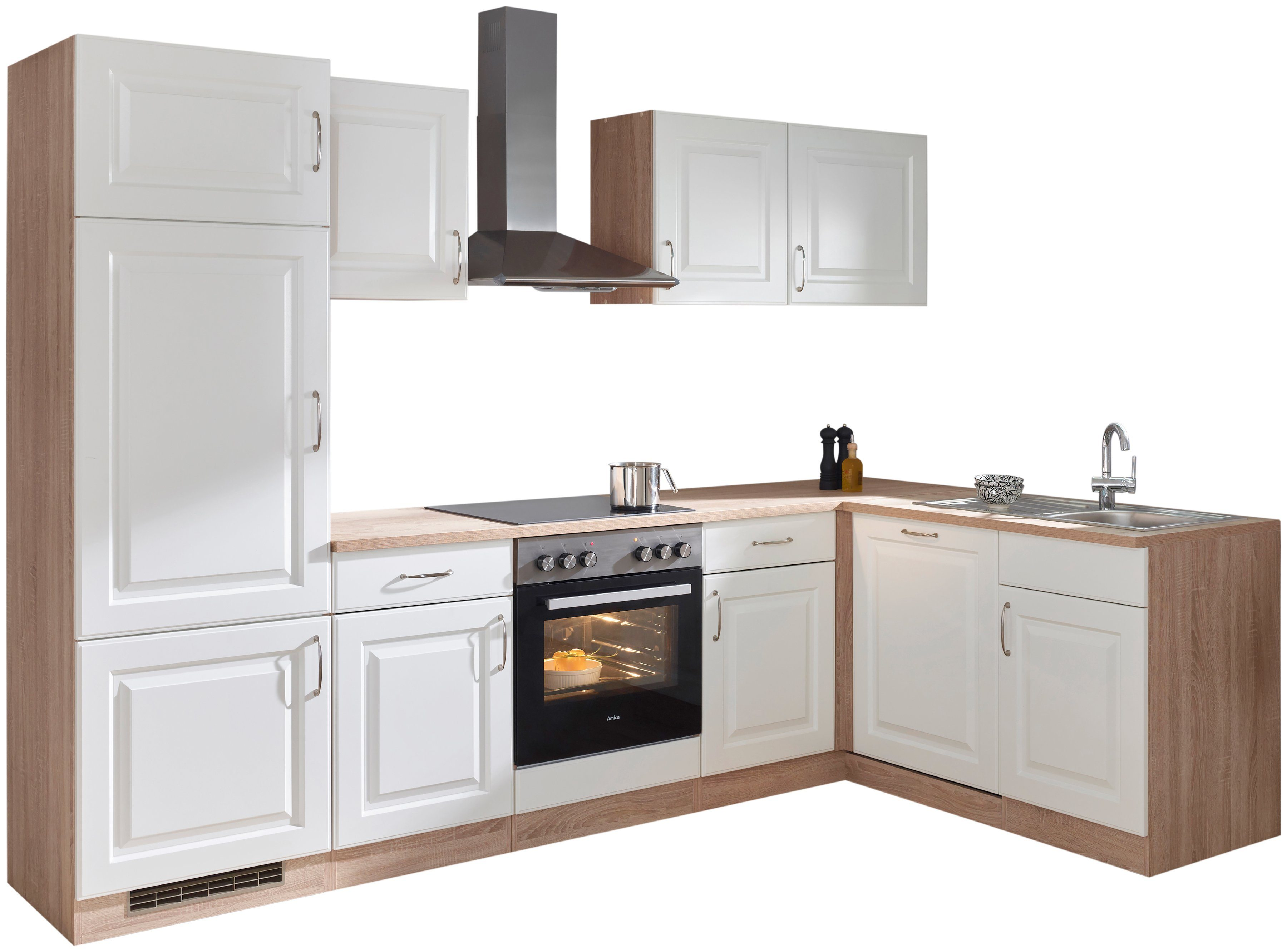 wiho Küchen Winkelküche Tilda