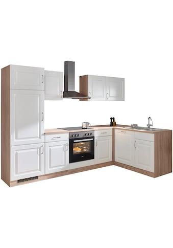 wiho Küchen Winkelküche »Tilda«, mit E-Geräten, 280 x 170 cm kaufen