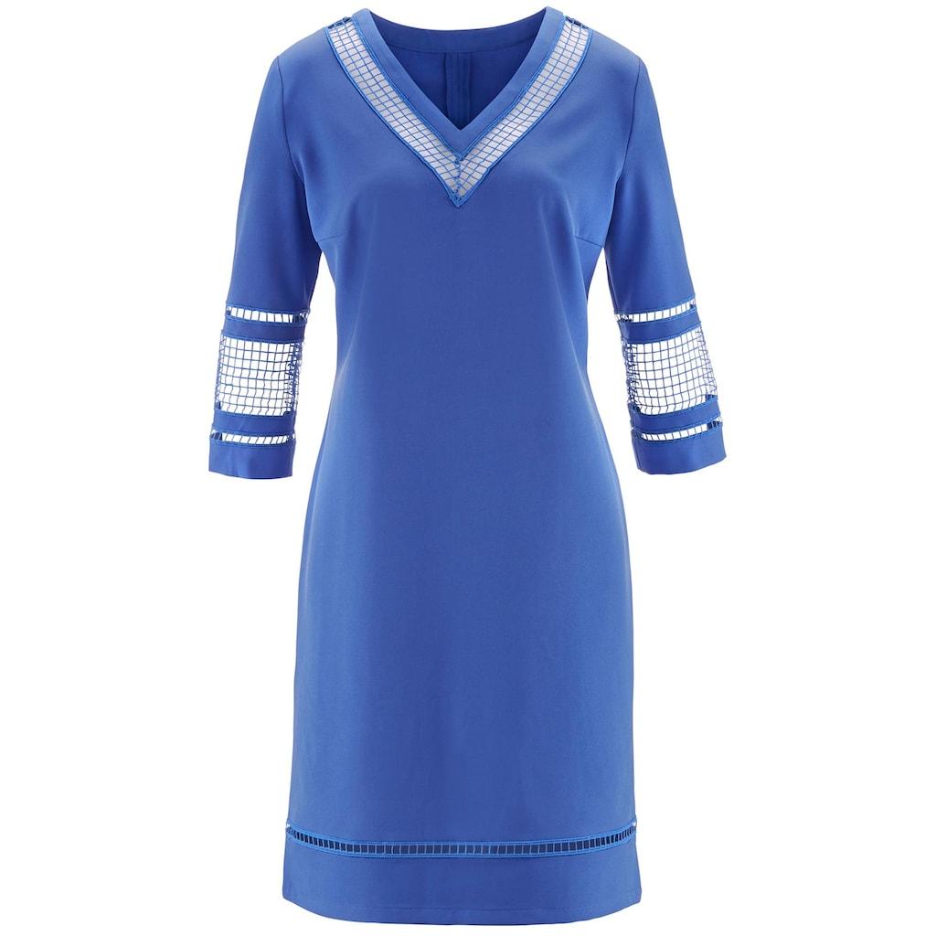 creation L Spitzenkleid »Kleid«