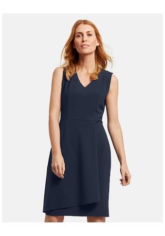 GERRY WEBER Kleid Gewebe »Kleid mit asymmetrischem Saum« kaufen