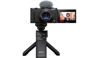 Sony Kompaktkamera »Vlog-Kamera ZV-1«, Bluetooth-WLAN (WiFi), Selfie Stick GPVPT2BT.SYU kaufen