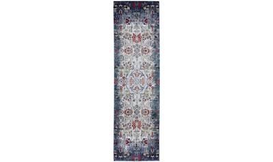 carpetfine Läufer »Lina«, rechteckig, 5 mm Höhe, floraler Orient-Vintage-Look kaufen