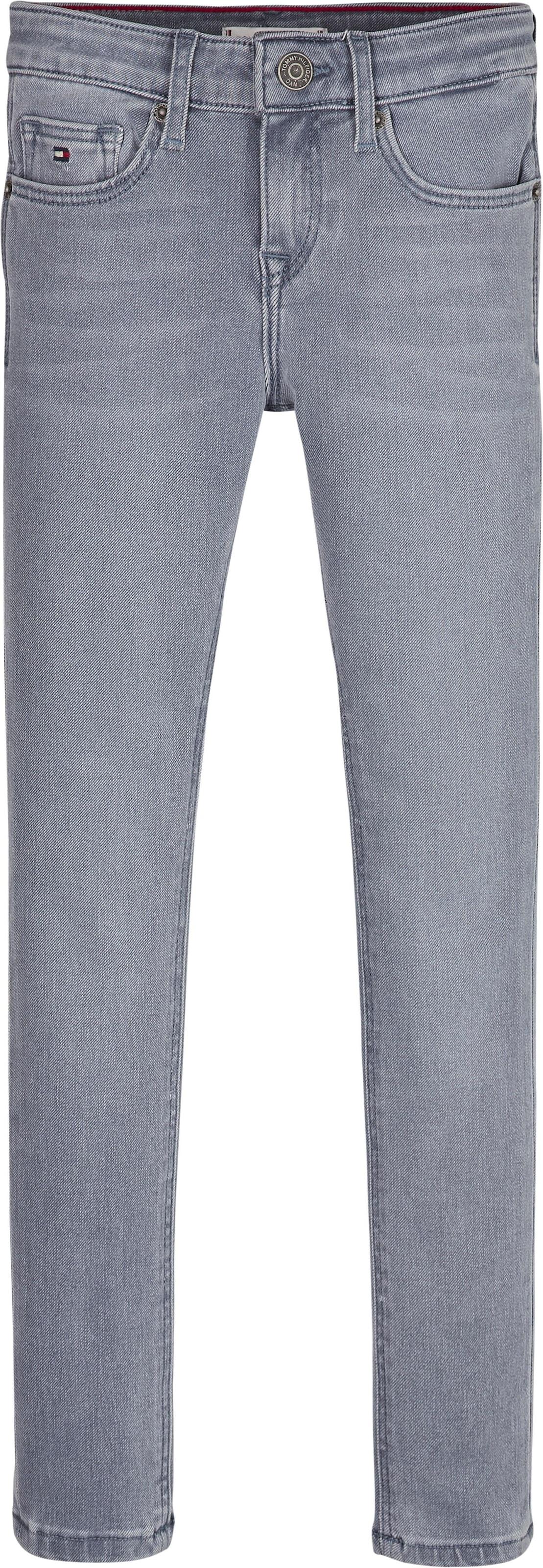 Tommy Hilfiger M/ädchen Nora Rr Skinny Codnc Jeans