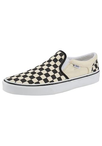 Vans Slip-On Sneaker »Asher« kaufen