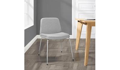 andas Esszimmerstuhl »Svaneke«, 2er Set, in unterschiedlichen Bezugsqualitäten und Farbvarianten erhältlich, Design by Morten Georgsen kaufen