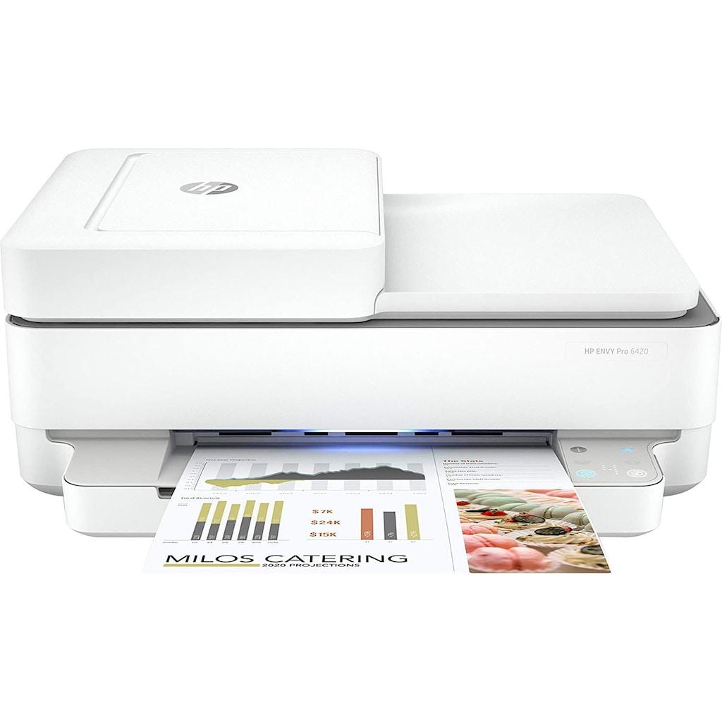 HP Multifunktionsdrucker »Envy Pro 6420 AiO Printer«