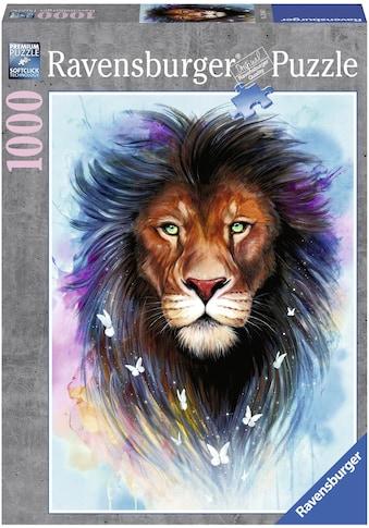 """Ravensburger Puzzle """"Majestätischer Löwe"""" kaufen"""