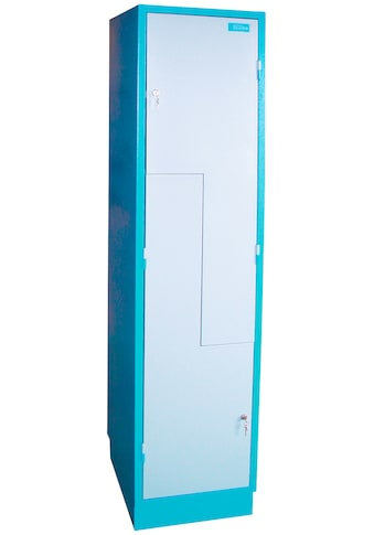 Güde Werkzeugschrank »Z - SCHRANK«, B/T/H: 41x50x192 cm, abschließbar kaufen