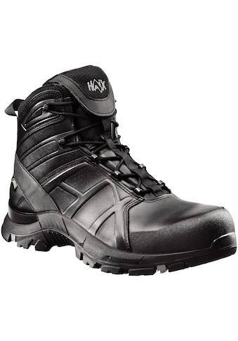 HAIX Sicherheitsstiefel »Black Eagle Safety 50 MID«, Leder, Herren kaufen