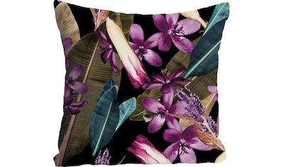 queence Kissenhülle »»Blüten & Blätter««, (1 St.) kaufen