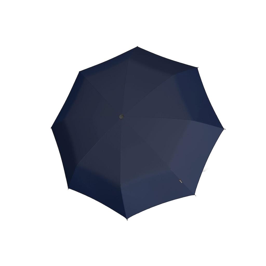 Knirps® Taschenregenschirm »X1, blue«