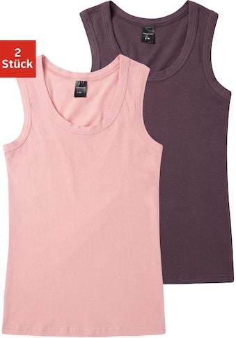 """Schiesser Unterhemd """"Basic"""", (Packung, 2 Stück, 2er - Pack) kaufen"""