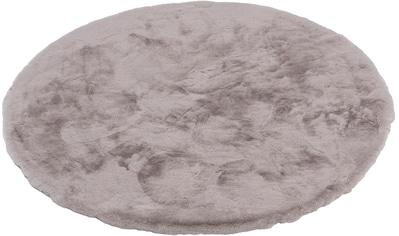 SCHÖNER WOHNEN-Kollektion Fellteppich »Tender«, rund, 26 mm Höhe, besonders weich... kaufen