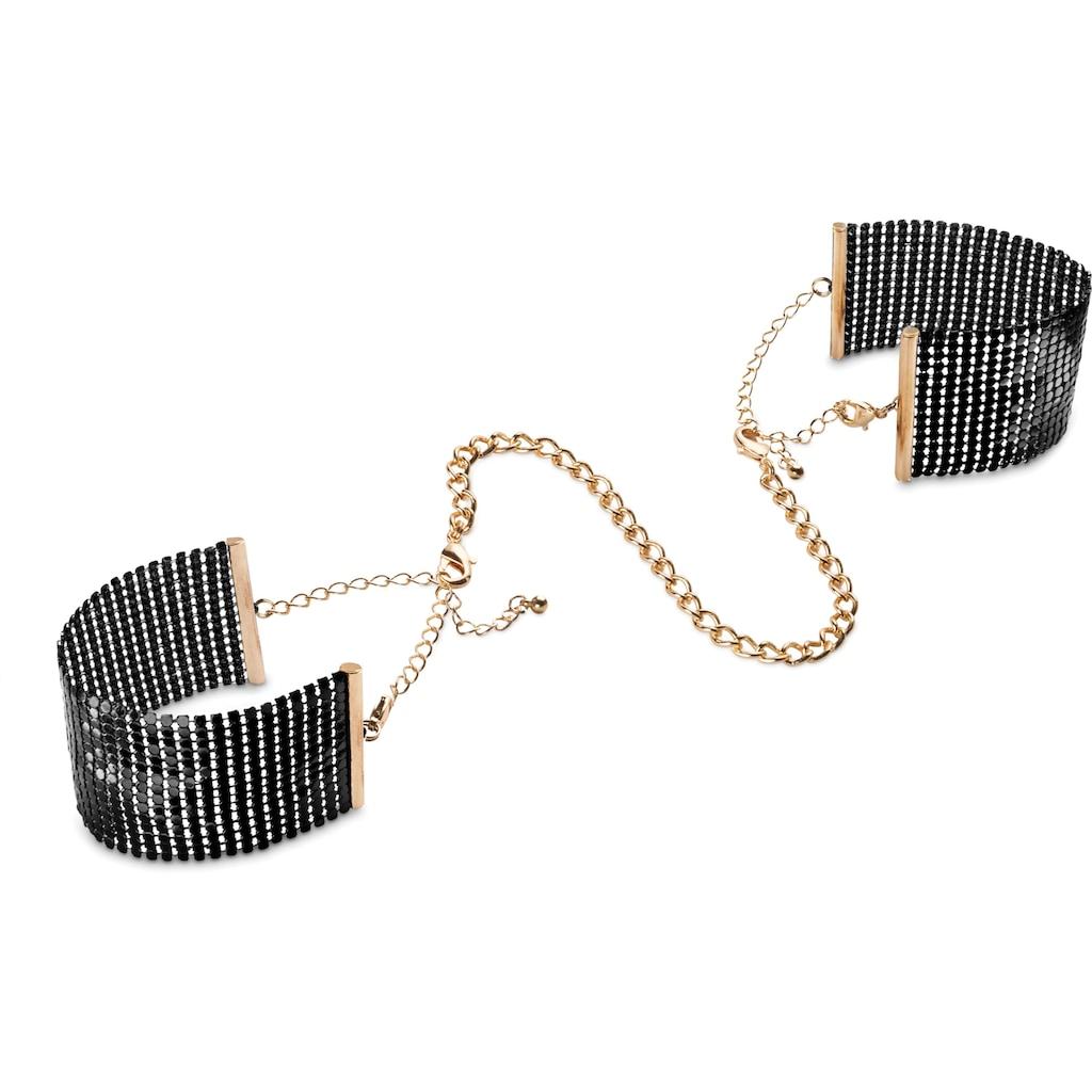 Bijoux Indiscrets Handfesseln »Desir Metallique Cuffs«, auch als Armbänder tragbar