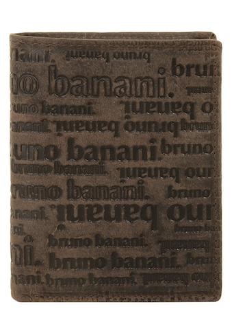 Bruno Banani Geldbörse »ALL OVER« kaufen