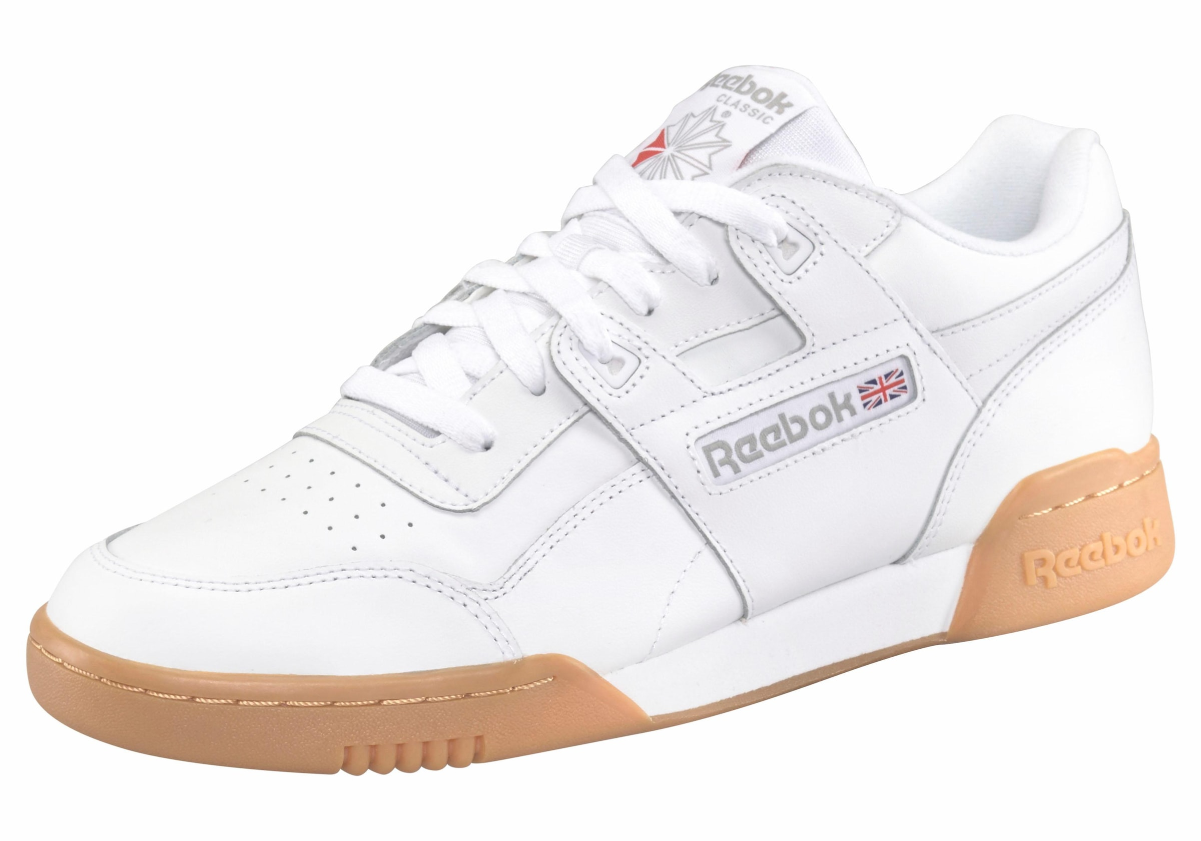 KaufenBaur Unisex« Plus Reebok »workout Classic Günstig Sneaker 5R4LAj
