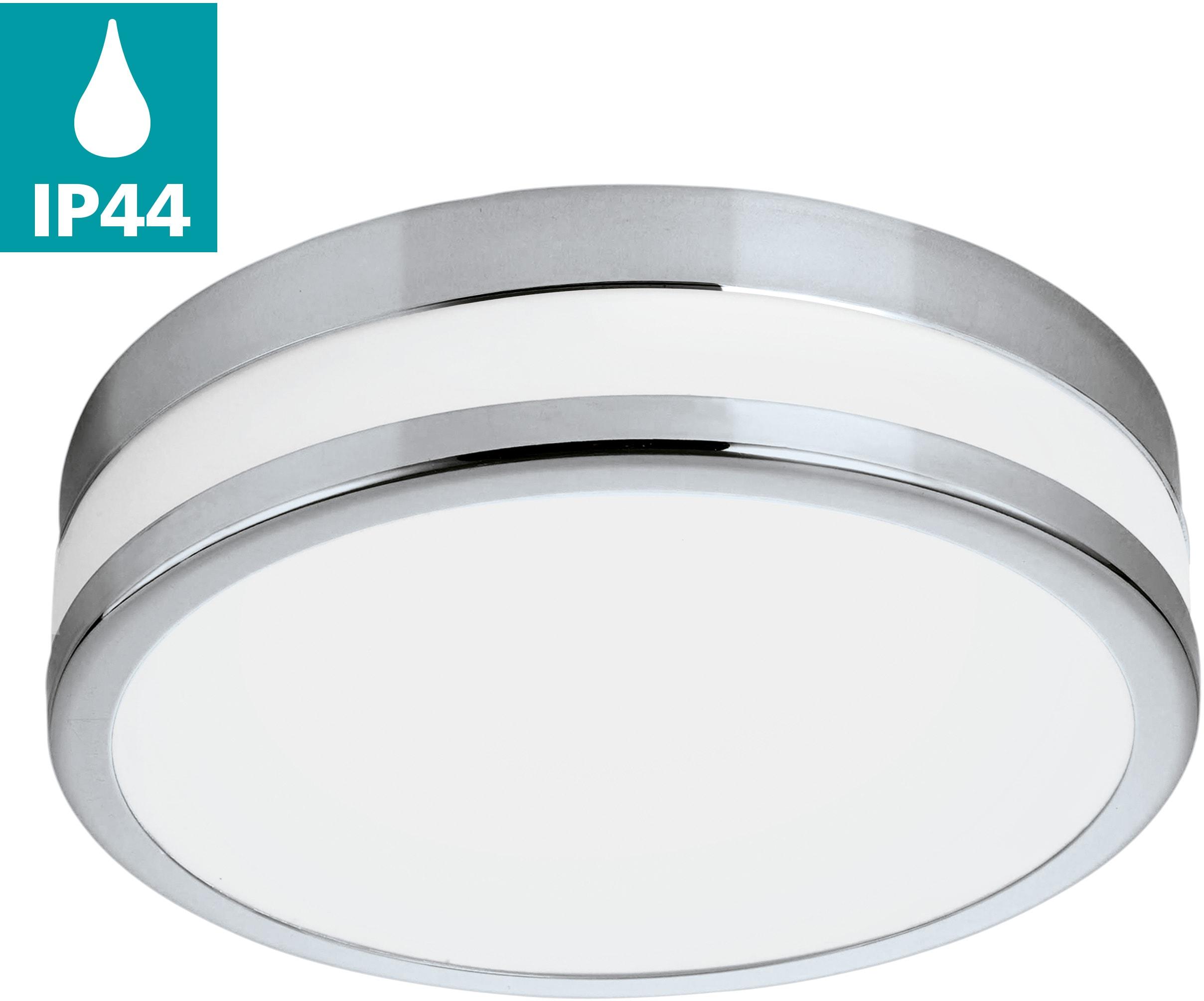 EGLO LED Deckenleuchte PALERMO, LED-Board, Warmweiß, LED tauschbar
