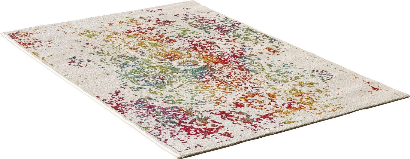 Teppich Vintage 1607 Sanat Teppiche rechteckig Höhe 13 mm maschinell gewebt