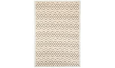 my home Teppich »Idir«, rechteckig, 7 mm Höhe, Jaquardteppich, Wohnzimmer kaufen