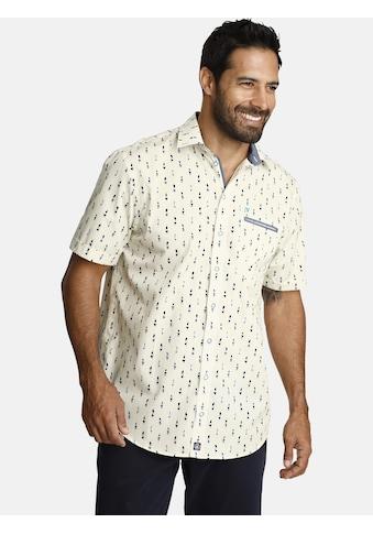 Jan Vanderstorm Kurzarmhemd »ZESAR«, bequemes Sommerhemd kaufen
