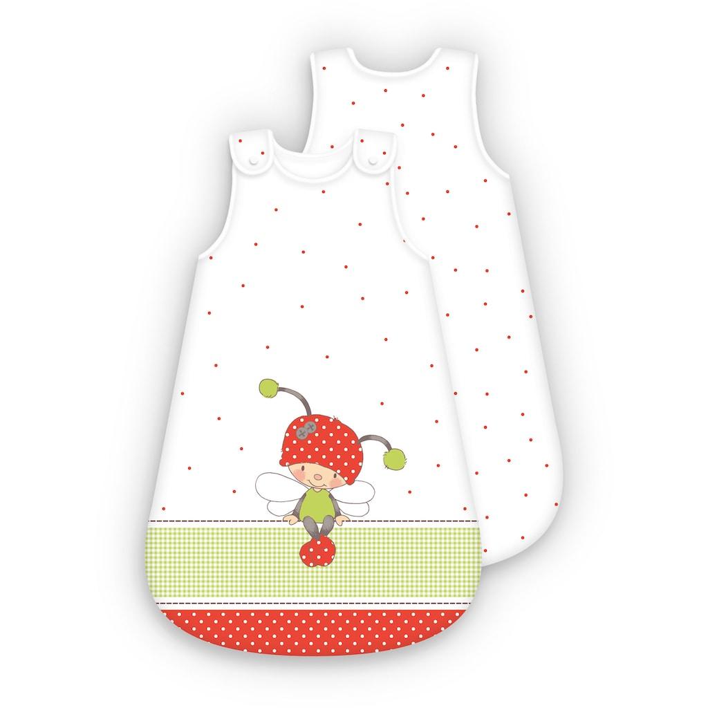 Baby Best Babyschlafsack »Käferchen«, (1 tlg.)