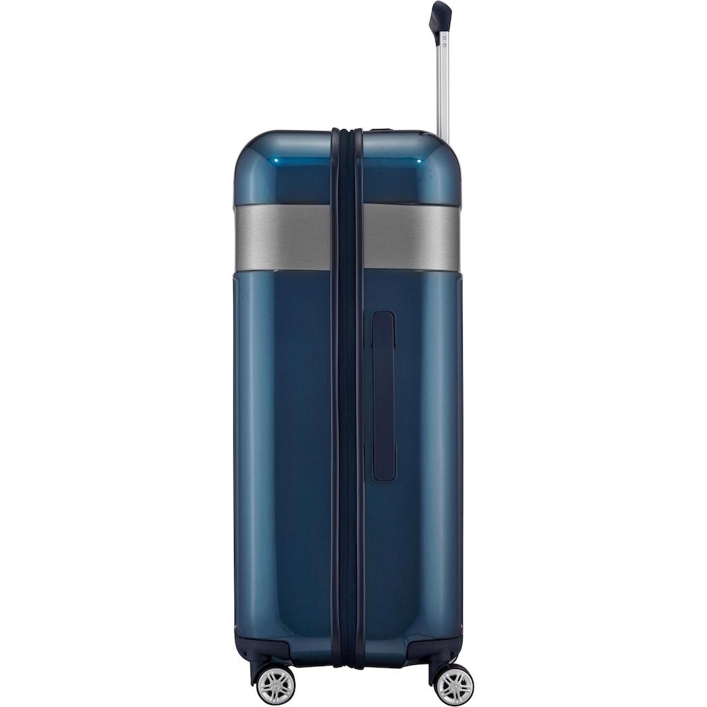 TITAN® Hartschalen-Trolley »Spotlight Flash, North Sea, 76 cm«, 4 Rollen