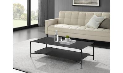 Places of Style Couchtisch »Osterville«, Modernes Design, Tischplatten aus Metall kaufen