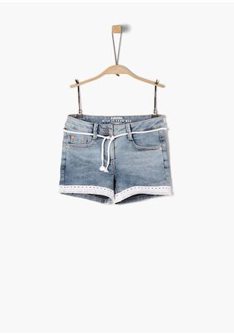 s.Oliver Denim - Shorts_für Mädchen kaufen