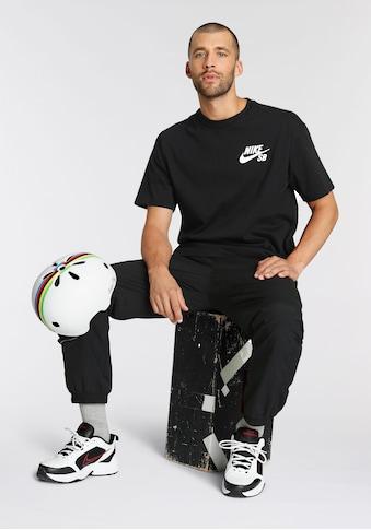 Nike SB T-Shirt »SB MENS LOGO SKATE T-SHIRT« kaufen