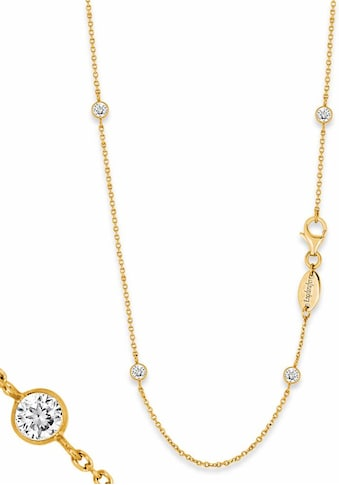 Engelsrufer Silberkette »Little magic, KETTE MOONLIGHT GOLD PLATED,... kaufen