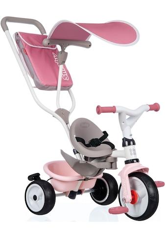 Smoby Dreirad »Baby Balade Plus, rosa«, Made in Europe kaufen